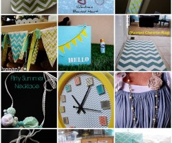 Handmade Gift Ideas Linky Party!!