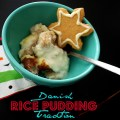 danish rice pudding tradition