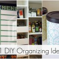 21 Organizing Ideas
