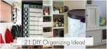 Great Ideas — 21 Fabulous Organizing Projects!!