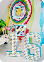 Sweet 16 Party (reveal)!!