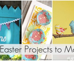 Great Ideas — 25 Inspired Easter Projects to Make!