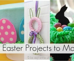 25 easter projects to make