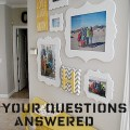 family picture wall questions