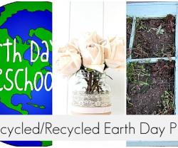 20 earth day projects