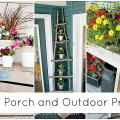 22 porch and outdoor projects