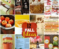 12 Fall Family Ideas and Activities!