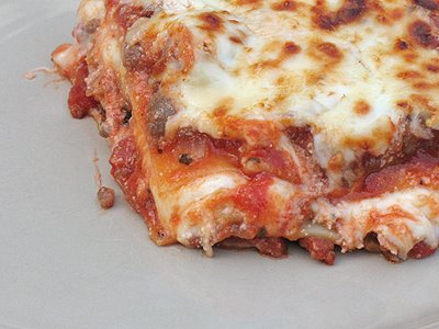italian lasagna recipe. Your family will love it!