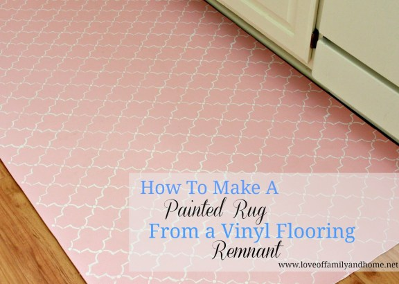 20 home diy projects to make this fall for What paint to use on vinyl floor