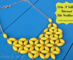 win-necklace-yellow
