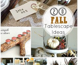 20 centerpiece ideas
