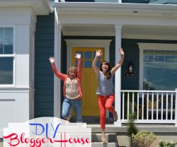 diy blogger house video tour