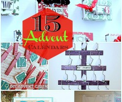 15 advent calendar ideas
