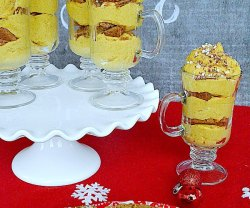 holiday gingerbread trifle recipe