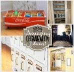 Great Ideas — 28 Projects to Organize YOUR Home!!