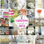 30 Creative Projects from 2012!