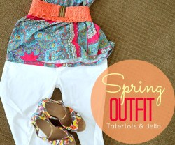 Win $250 to update YOUR Spring wardrobe from Jergens.