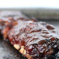 slow cooker BBQ rib recipe