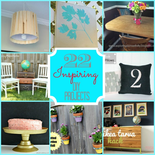 22 inspiring DIY Projects