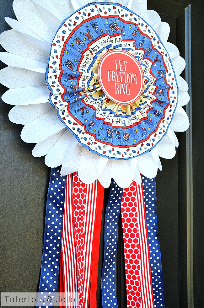fabric fabric patriotic medallion at tatertots and jello