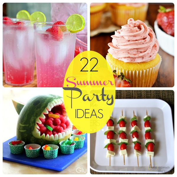 Long days and warm weather call for a celebration. Host guests in style with these crowd-pleasing recipes, DIY decor projects, and party-planning tips for your best summer bash yet.