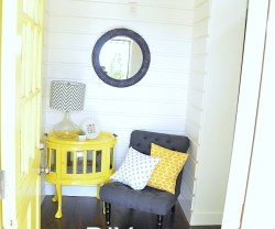 DIY Modern Planked Walls at Tatertots and Jello