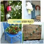 Great Ideas — 20 Outstanding Outdoor Projects!