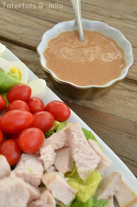cobb salad dressing recipe