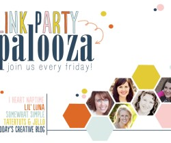 Link Party Palooza — and $50 IKEA Giveaway!
