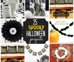 25 spooky halloween projects at tatertots and jello