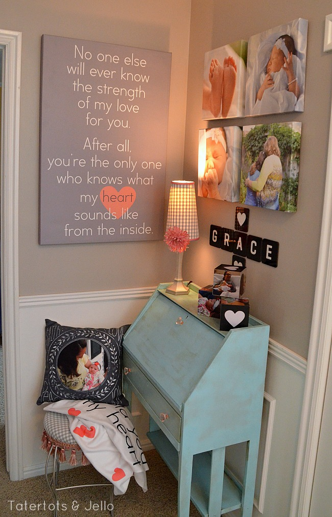 nursery nook adoption