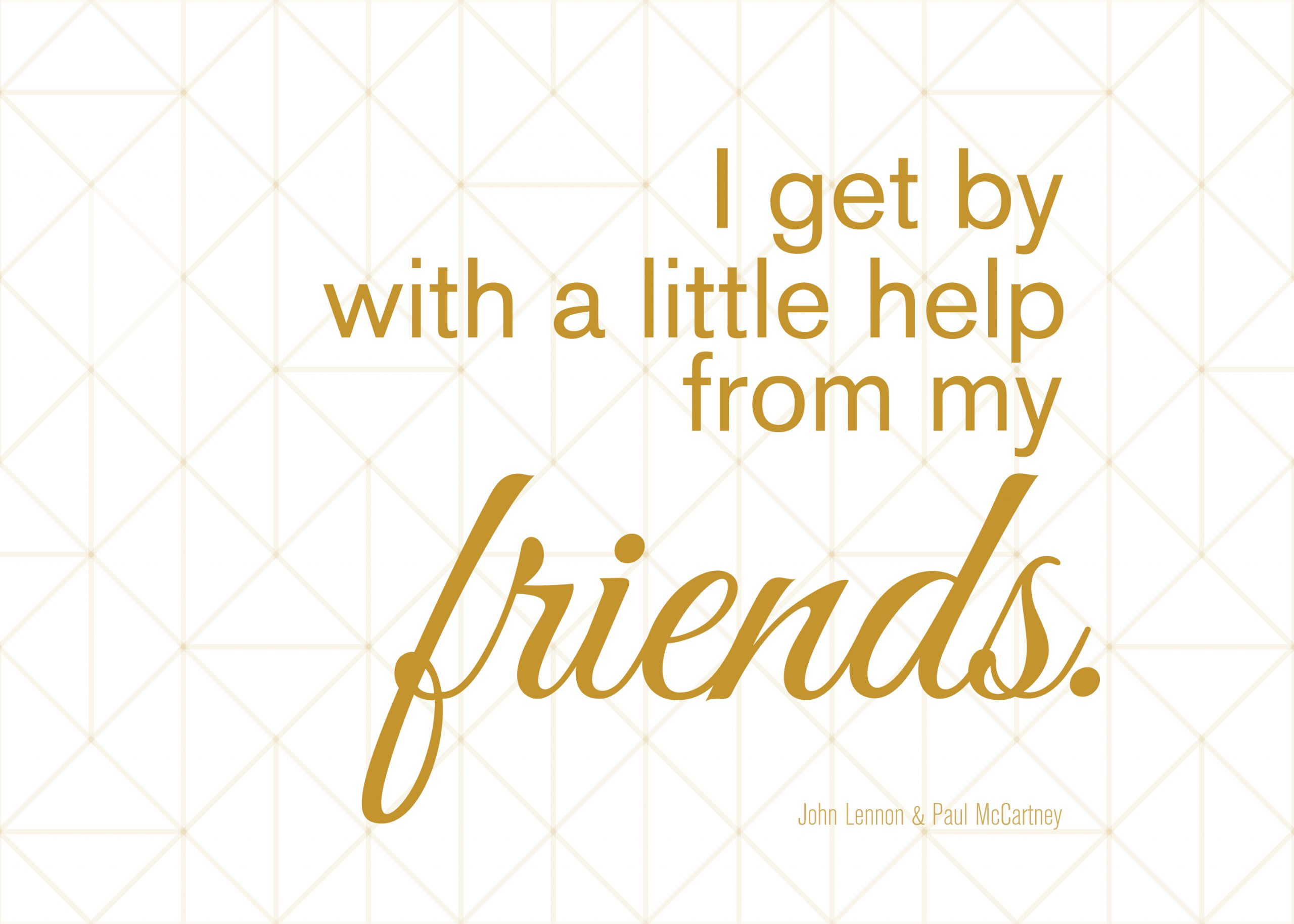 Quotes About Friendship Gifts : Neighbor gift friend idea quotes free