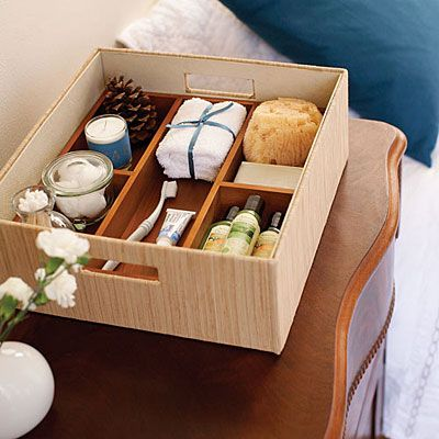 guest room tray