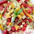 springtime pasta salad at tatertots and jelo