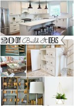 Great Ideas — 20 DIY Build-It Ideas!