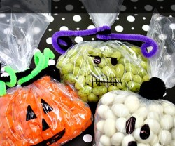 Easy Candy Halloween Treats
