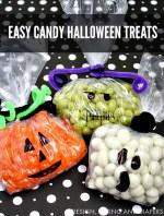 Easy Candy Halloween Treats