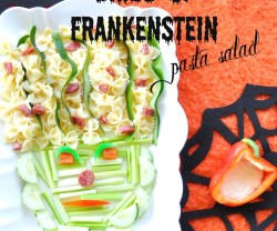 Monster Pasta Salad