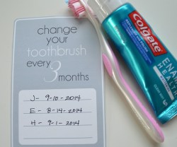 change your toothbrush printable