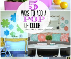 Easy Decor Tips