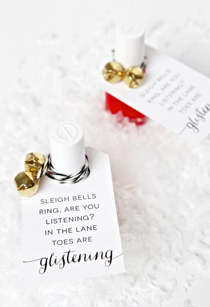 Nail-Polish-Christmas-Gift-Tag 6