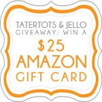 Link Party Palooza — and $25 Amazon Gift Card Giveaway!