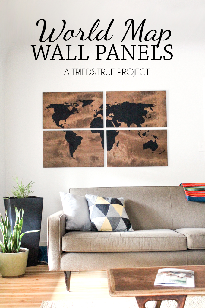 Great ideas 16 ways to decorate your walls tatertots and jello bloglovin - Ways to decorate your walls ...