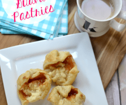 Cream Cheese Guava Pastries