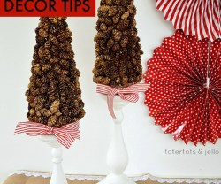 [$100 Michael's Gift Card Giveaway] Christmas Decorations You Can Make That Don't Attract Pests