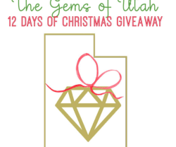 Link Party Palooza — and Gems of Utah Giveaway!