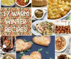 Great Ideas — 17 Warm Winter Recipes!