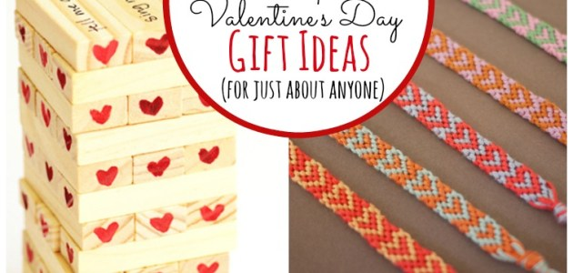 20 Easy Valentine's Day Gift Ideas