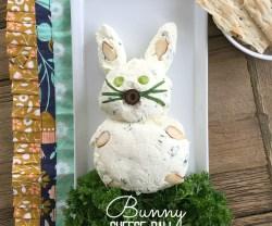 Bunny Cheese Ball Recipe
