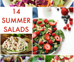 Great Ideas — 14 Summer Salads!